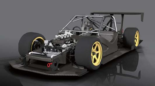 GT300マザーシャシー