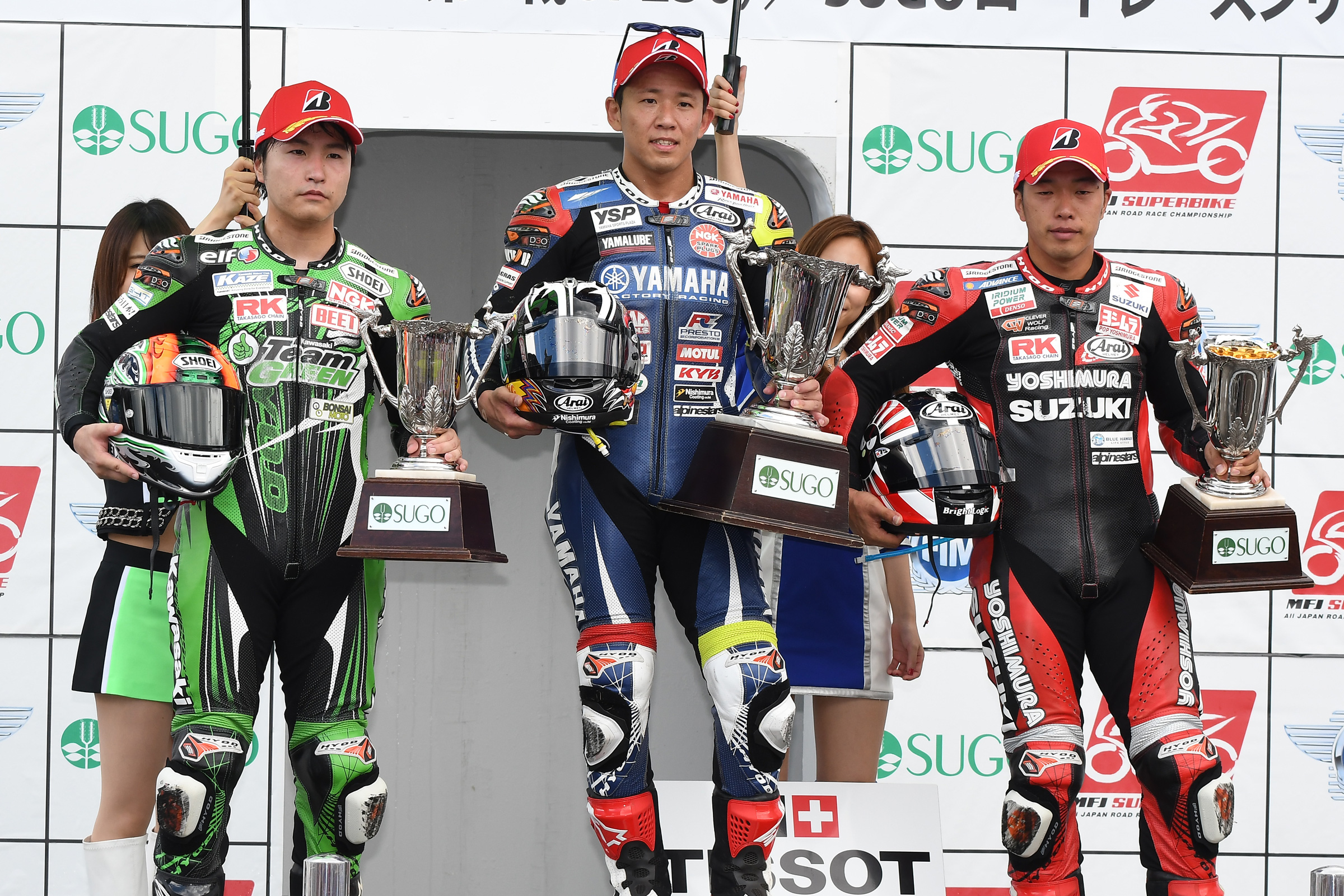(C) MFJ ALL JAPAN ROAD RACE CHAMPIONSHIP All Rights Reserved.