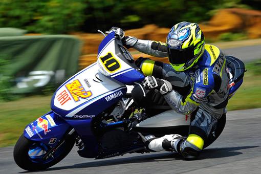 原チャリが160km/hオーバーで爆走!? 知られざるミニバイクレースの世界を覗いてみませんか?