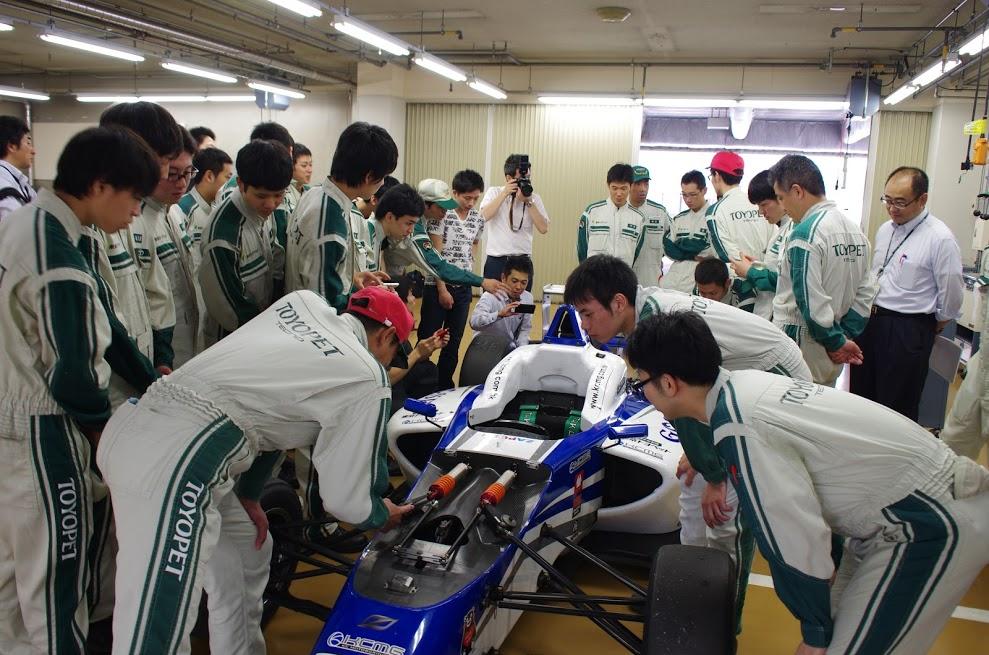 FIA-F4解説