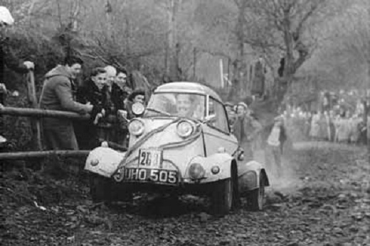 出典:http://carphile.co.uk/beaulieu-motor-museum-hosts-largest-uk-messerschmitt-car-rally/