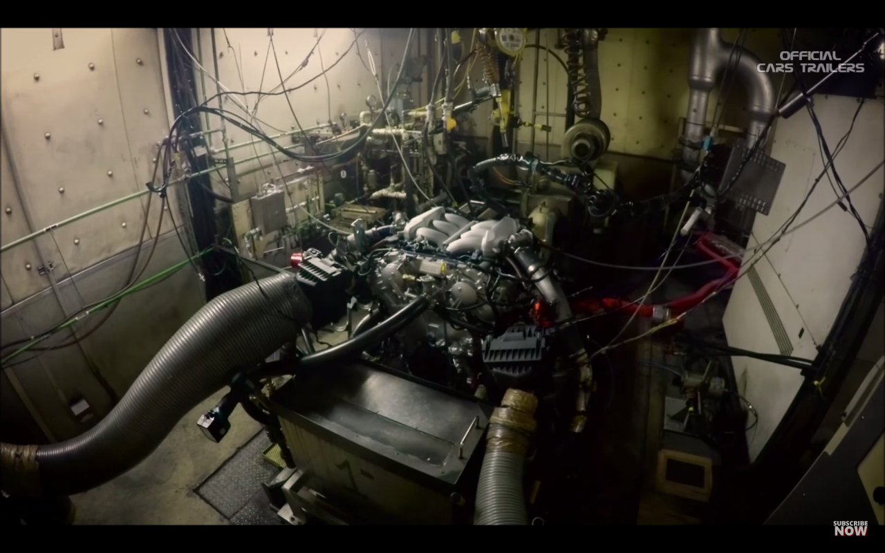 GTR-エンジン