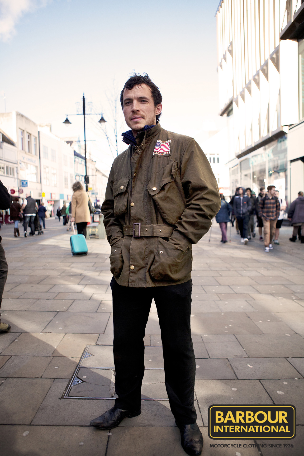 出典:http://barbourpeople.tumblr.com/post/84730772079/johnny-is-a-true-barbour-international-fan-as-you