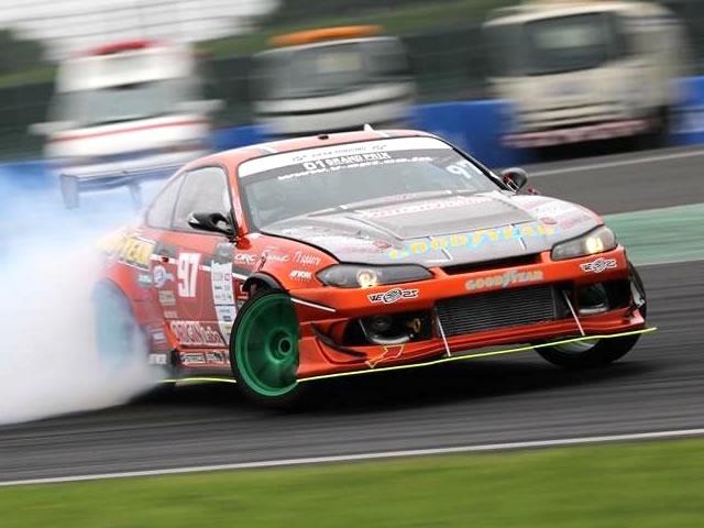 ドリ車もデモラン参加予定!(出典:http://special-stage.racing/)