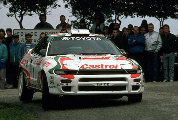 出典:http://motoriginal.tumblr.com/post/1146427424/nostalgia-juha-kankkunen-in-his-toyota-celica-st