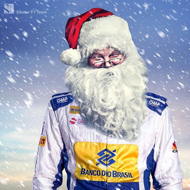 出典:https://www.instagram.com/sauberf1team/