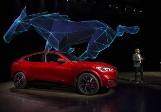 新型マスタングはEV!フォードの2021年モデルから目が離せない!!