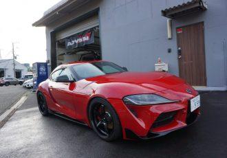超お手軽洗車を実現!洗車好きレーサーMAX織戸も納得のGYEONってどんなカーグッズなの?