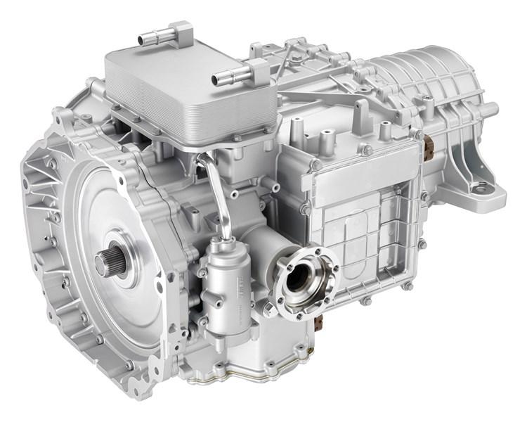 シボレーコルベットC8エンジン