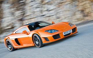 マニアが喜ぶスポーツカーメーカー!英国の名門『ノーブル』