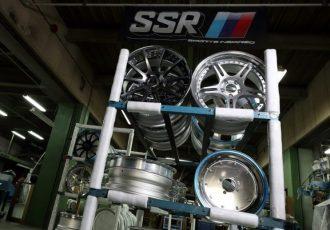 SSRの3ピースホイールの製造現場に潜入!! 常識を破る、軽さと強さの秘密を探る!