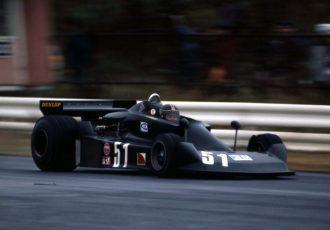 一度しか走らなかった幻の国産F1マシン。コジマKE007を知っていますか?
