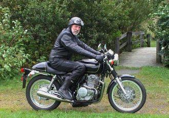 25万円で始めるオシャレなバイクライフ。ホンダGB400は35年経った今再評価されている名車。