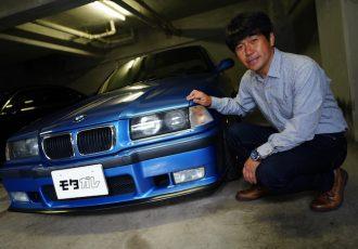 自動車雑誌を作る人ってどんなクルマに乗っているの?REVSPEED塚本編集長の愛車BMW M3(E36)に迫る【編集長の愛した名車図鑑〜REVSPEED編〜】