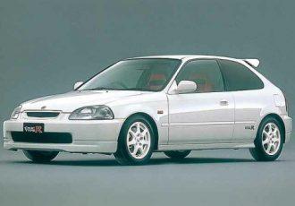 35万円で買うスポーツカー!TYPE Rと名がついたホンダのクルマは今が狙い目です。