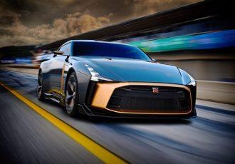 よく見たらボロかった。GT-R50 by italdesignは1億円するけどガンガン走れるクルマらしい
