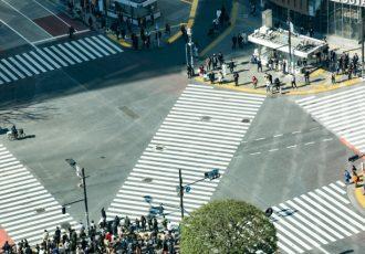 アナタは横断歩道を正しく渡れていますか?