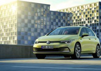 時速210km/hで自動運転!新型VWゴルフ8は超ハイテクだった!