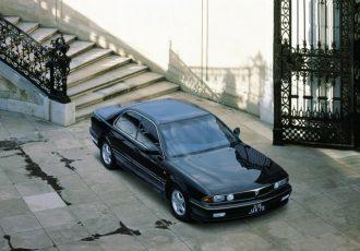 バブル崩壊から約30年。好景気に愛された名車ミツビシ・ディアマンテ!