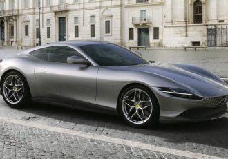 """富裕層しか似合わない?最新のFRフェラーリ""""ローマ""""が美しすぎる。"""