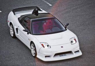 世界に1台だけの最強のNSX!NSX-R GTとは。