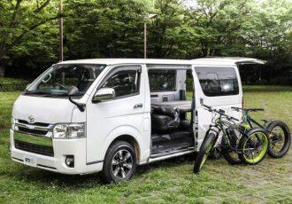 17万円で作る快適車中泊仕様!フルフラットハイエースはローコストでつくれる!