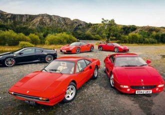 全9世代!!スモールフェラーリ40年の歴史を振り返ってみた!