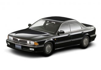 これぞ時代に愛された車。名車ミツビシ・ディアマンテってどんなクルマ?