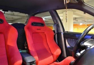 車検に通らないかも!?意外と多いバケットシートの違法改造車
