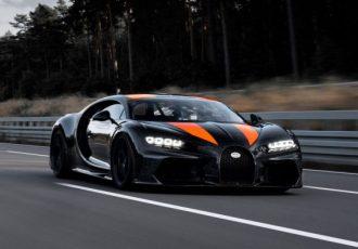 価格は4億越え!?最高時速490km/hのハイパーカー、ブガッティ・シロン スーパースポーツ300+がバケモノすぎる!