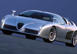 アルファロメオが本気で作ったスーパーカー『シゲーラ』とは