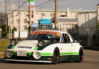 SA22C RX-7をオマージュ!!NAロードスターで製作したIMSAレプリカ!