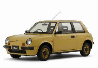 こんなクルマが今欲しい!!時代を彩った名車、日産パイクカー3兄弟!