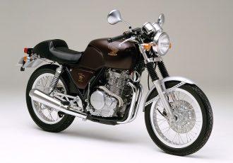 25万円で始めるオシャレなバイクライフ。再評価されている名車ホンダGB400!