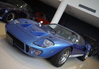 人生で何回会えるの?映画でも走った名車フォードGT40の美しすぎる魅力とは