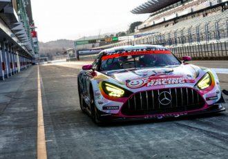 GT3マシンの真の速さを披露する!GOODSMILE RACING & TeamUKYOが2021年のGTマシンでタイムアタック!