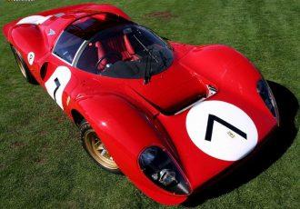 史上もっとも美しいレーシングスポーツカー/フェラーリ330・P4