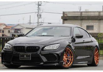 カスタム総額500万円以上!!BMW・M6グランクーペ(F06型)の中古車がお買い得です!