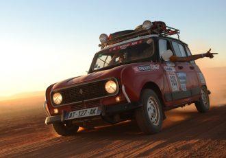 世界で3番目に製造されたクルマ!!フランス旧車の定番、ルノー4を知ってる?