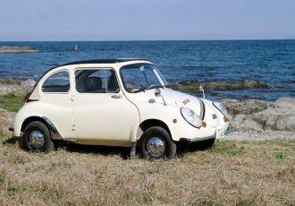 """まるで""""てんとう虫""""のような愛らしさ!スバルが作り上げた最も偉大な軽自動車、スバル360とは?"""