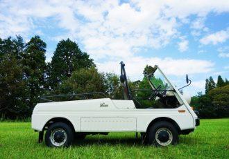 屋根もドアも無いです。ホンダ史上イチバンの珍車バモス・ホンダはゴーカートみたいな乗り心地!