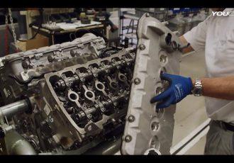 エンジンの作り方って知ってる?W型12気筒エンジンの製造工程に密着!