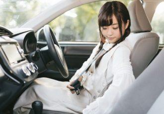 発売当時にシートベルトやヘッドレストがない車はそのままでOK!!車検も通ります!