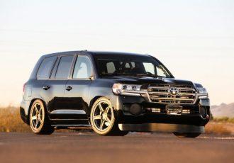 最高速は370km/h!!世界最速SUV「ランド・スピード・クルーザー」が恐ろし過ぎる!