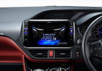アルパイン、大画面カーナビ「ビッグX」2021年モデルと、車種専用デジタルミラーを2月に発売!