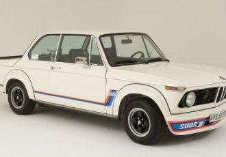 世界初のターボ付き市販車、BMW2002Turboをご存知ですか?