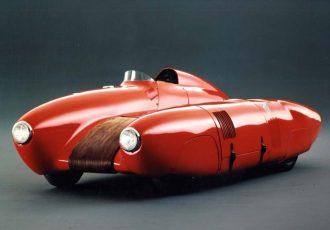 ステアリングで有名なナルディ!!実はレースカーも作ってたって知ってた?