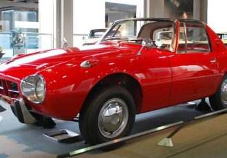 ヨタハチの愛称で親しまれた名車、トヨタ・スポーツ800!