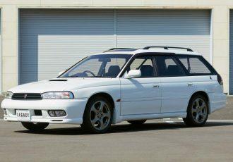 セダンもイイ車だったけど…。やっぱりスバルのワゴンは最高と知らしめた名車、2代目レガシィ!