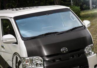 青いガラスでも車検通ります!!純正より安く快適になる魔法のようなフロントガラスが登場!?